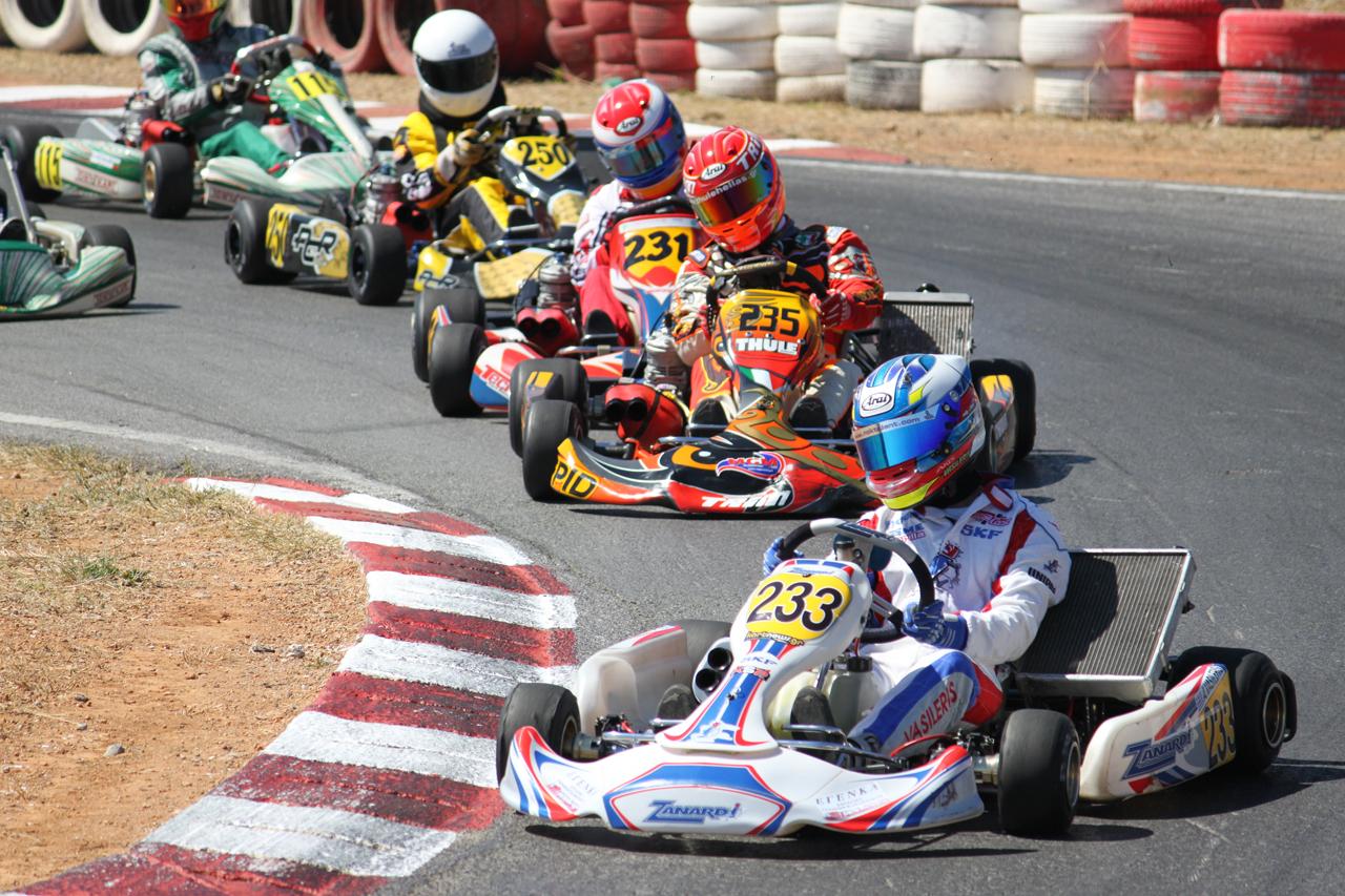 ξεκινά το Rotax Max Challenge Motornewsgr