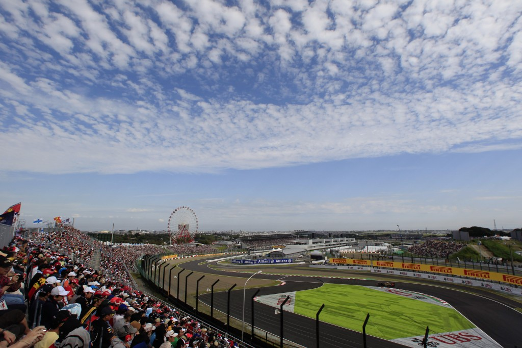2012 Japanese Grand Prix - Saturday