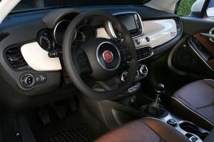 Fiat 500 X Cross 10