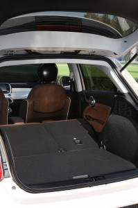 Fiat 500 X Cross 12