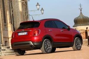 Fiat 500 X Cross 5