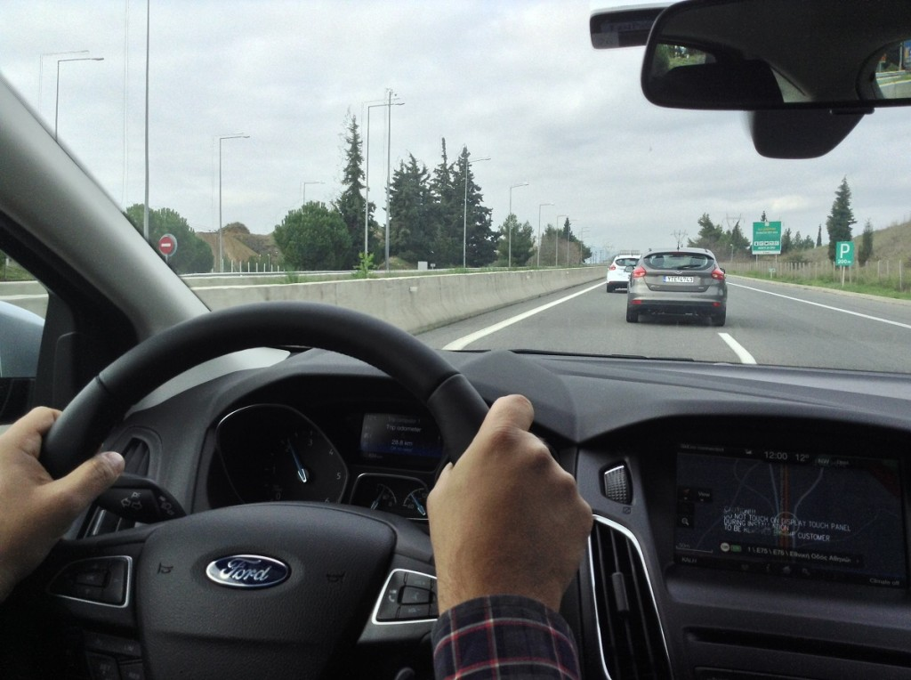 Ford Focus 2015 5