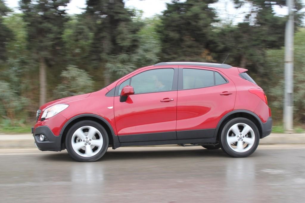 Opel Mokka 17 cdi 4x4 1