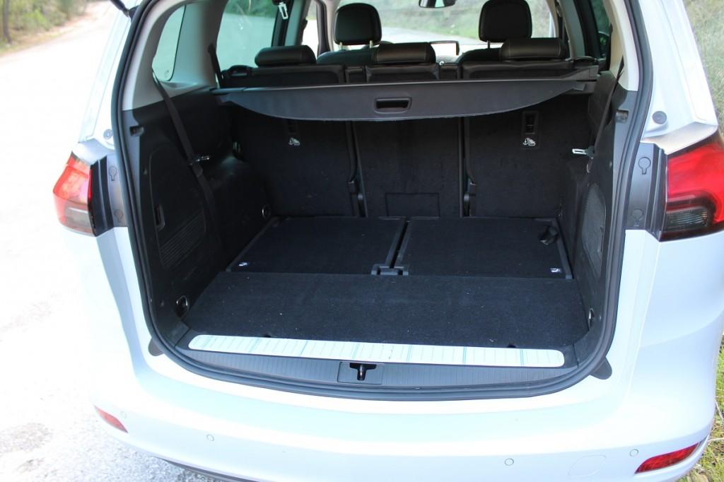 Opel Zafira Tourer 16 D 2