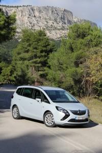 Opel Zafira Tourer 16 D 5
