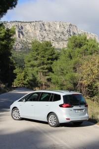 Opel Zafira Tourer 16 D 6