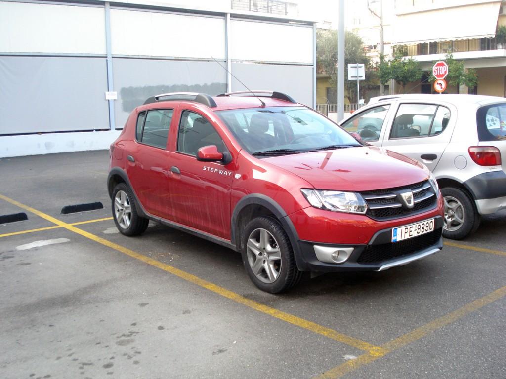 Dacia Sandero Stepway 3