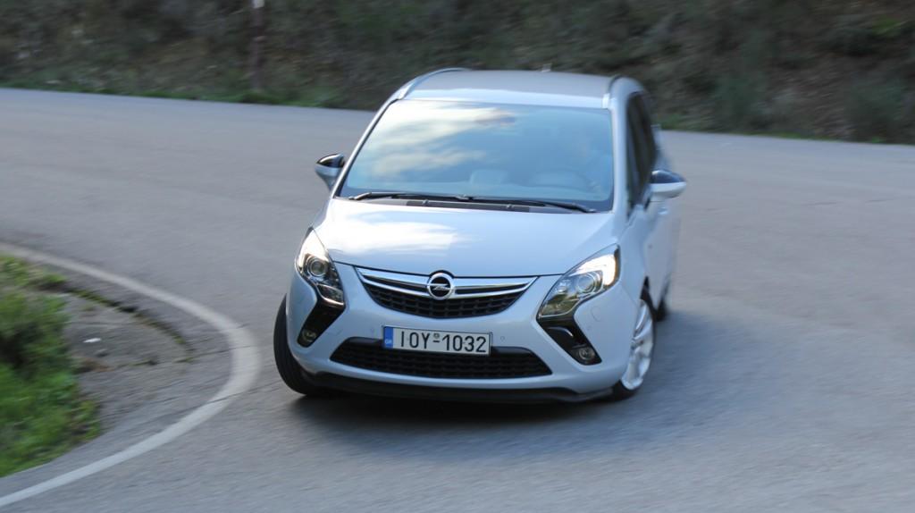 Opel Zafira Tourer 16 D 13