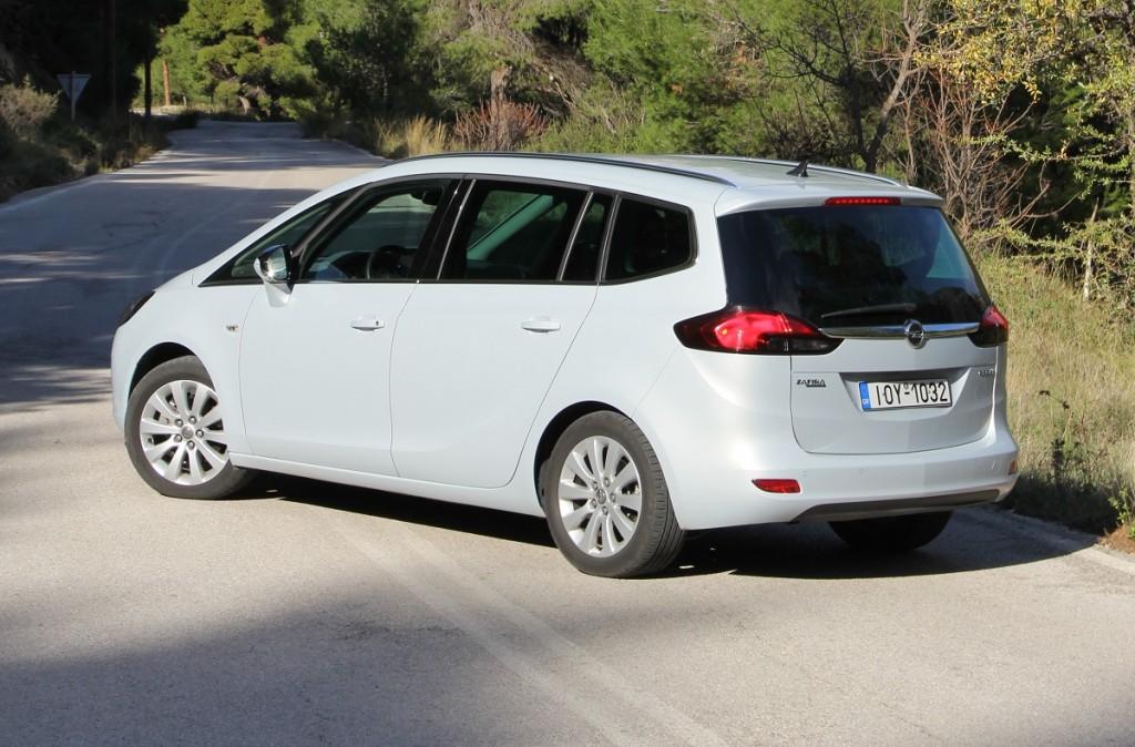 Opel Zafira Tourer 16 D 3
