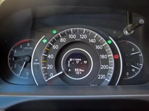 Honda CRV 2wd 2