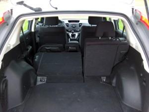 Honda CRV 2wd 7