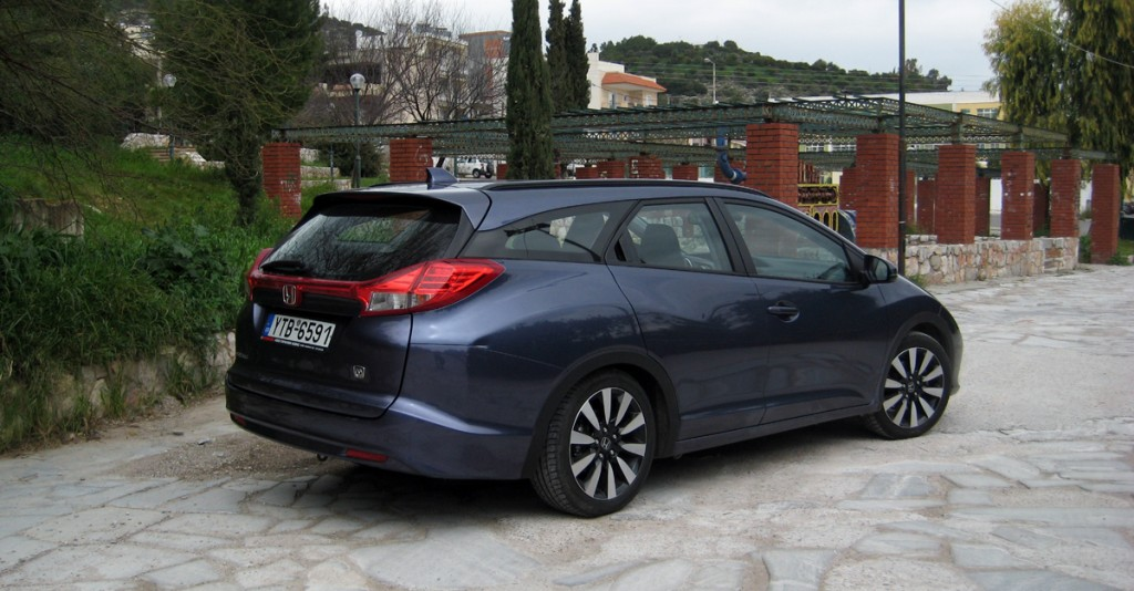 Honda Civic Tourer 3