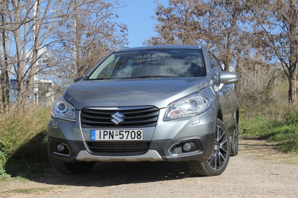 Suzuki Scross LT1