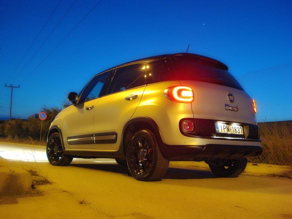 Fiat 500L BeatsLT3