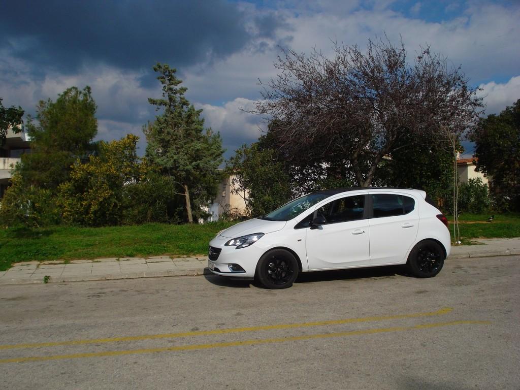 Opel Corsa LT4