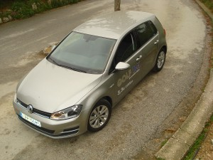 VW Golf TGI LT4