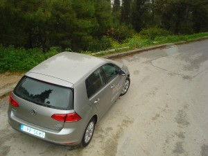 VW Golf TGI LT5