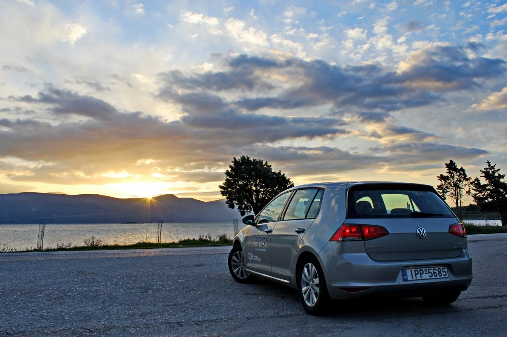 VW Golf TGI LT9