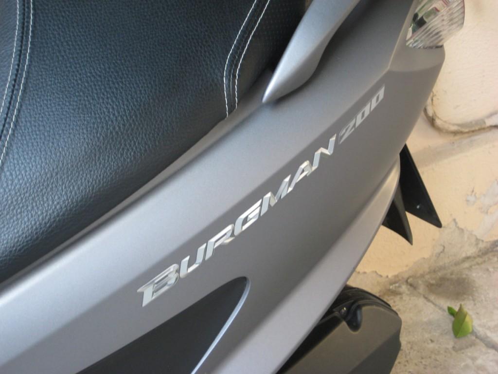Burgman 200 1