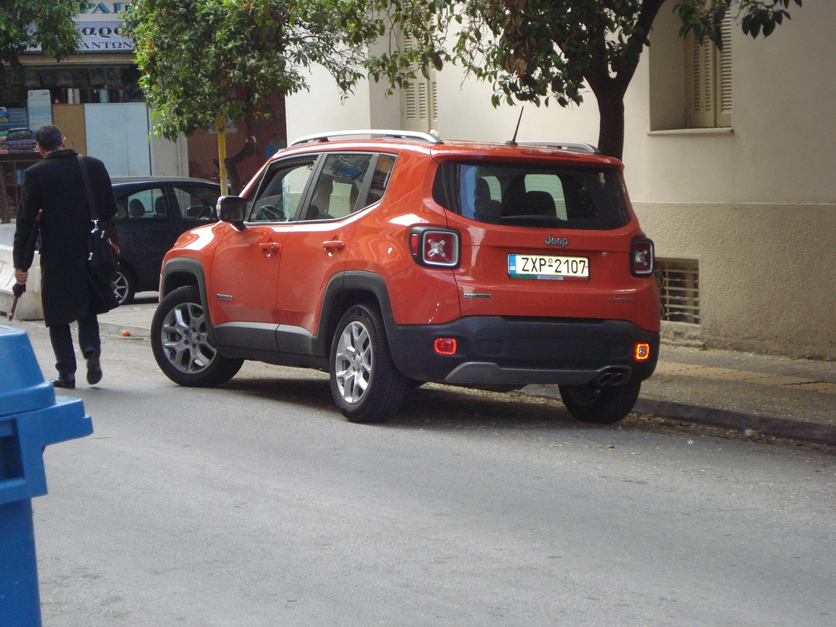 live test jeep renegade 1 6 diesel mjtd fwd 120ps. Black Bedroom Furniture Sets. Home Design Ideas