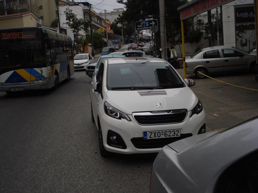 Peugeot 108 LT4