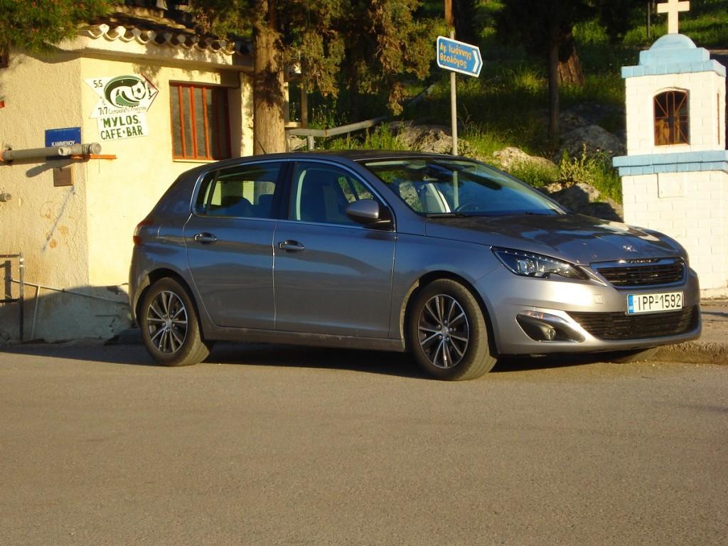 Peugeot308hdiLT 1