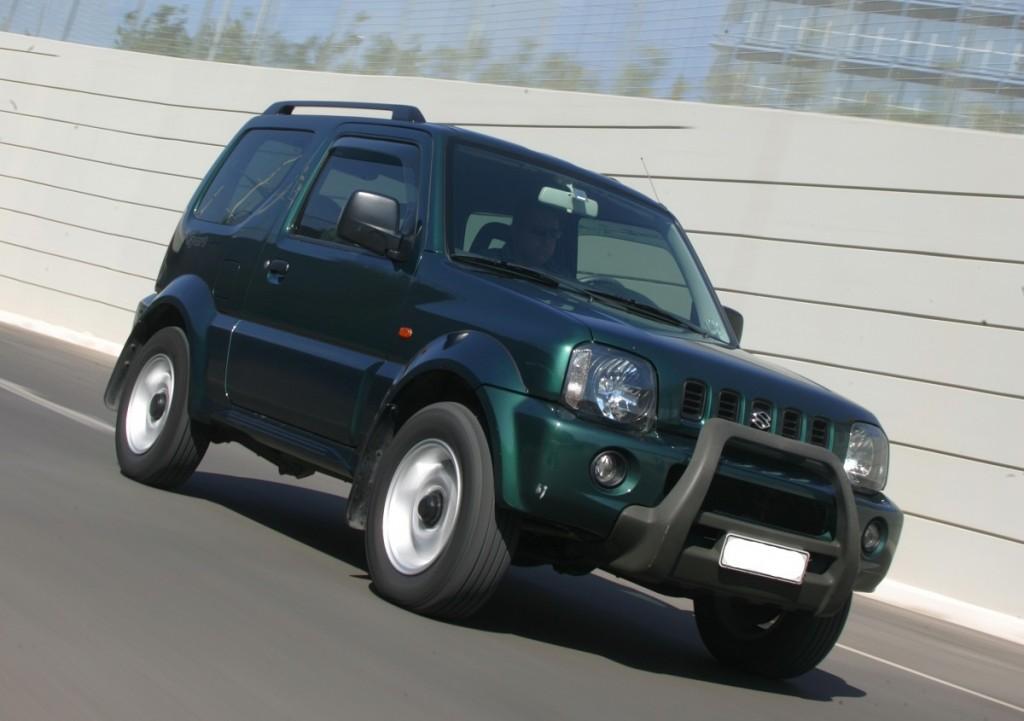 Suzuki Jimny Live7