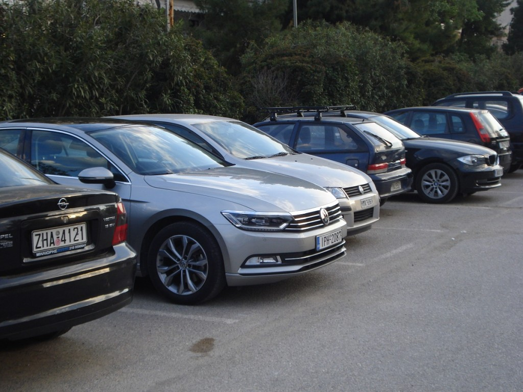 VW Passat LT1