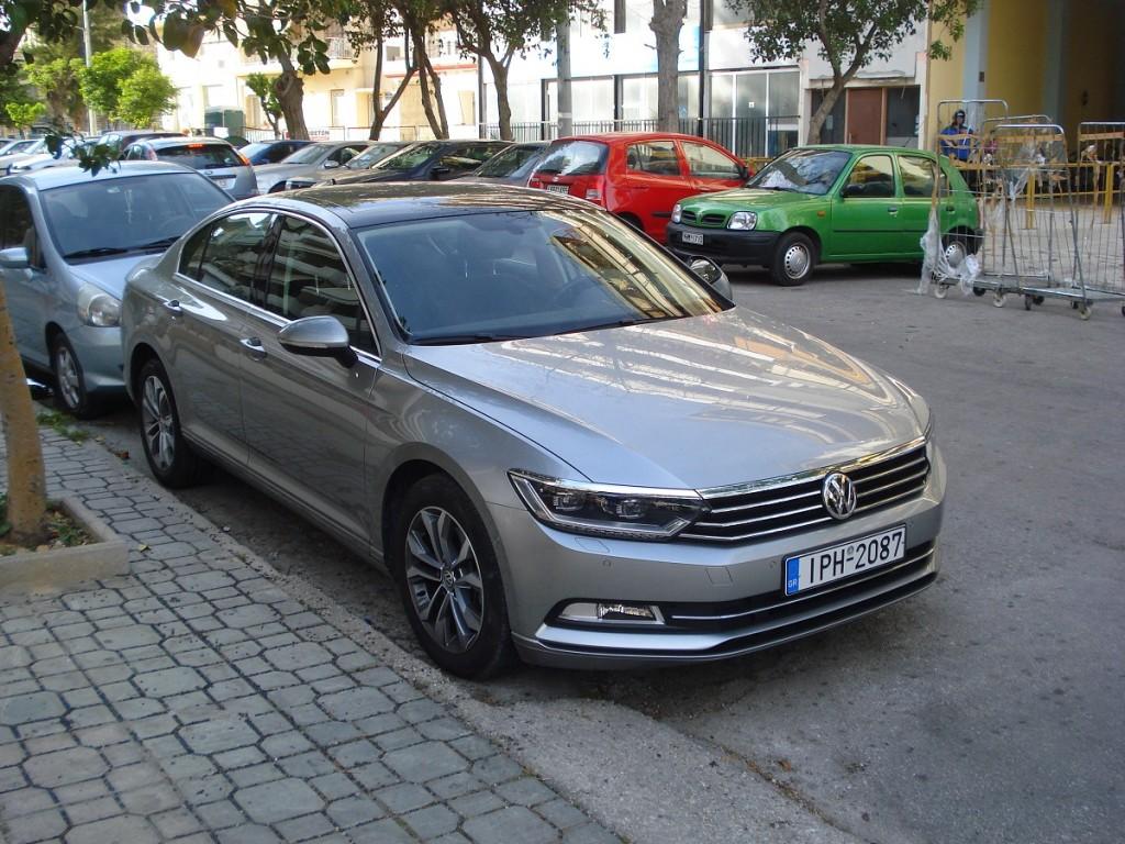VW Passat LT10
