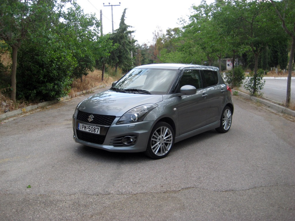 Suzuki Swift Sport 13