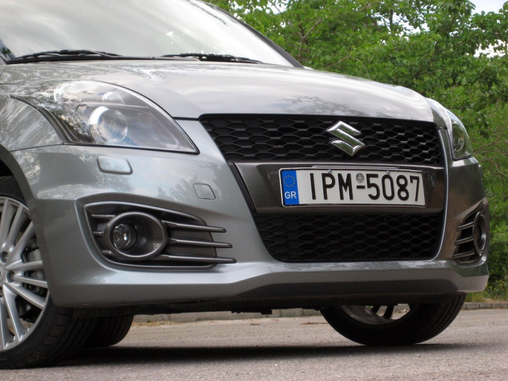 Suzuki Swift Sport 9