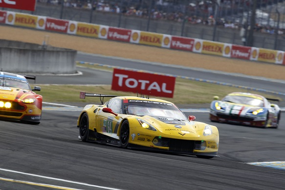 Motor Racing - Le Mans 24 Hour -  Le Mans, France