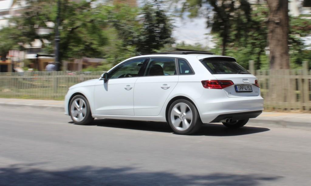 Audi A3 14TFSI 3