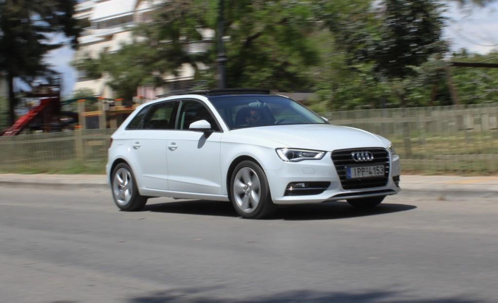 Audi A3 14TFSI 4