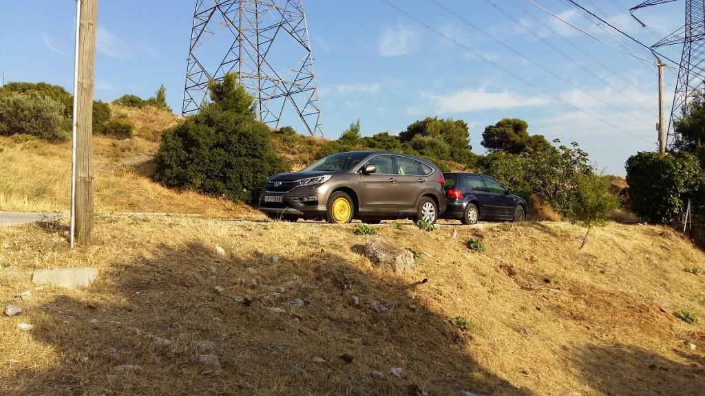 Honda CRV iDTEC 160ps 1