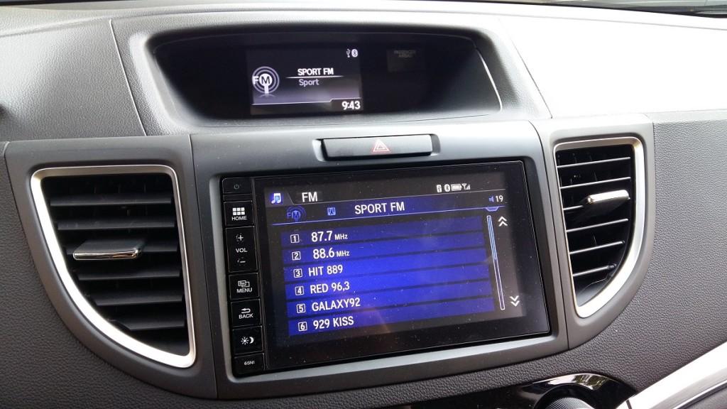 Honda CRV iDTEC 160ps 3