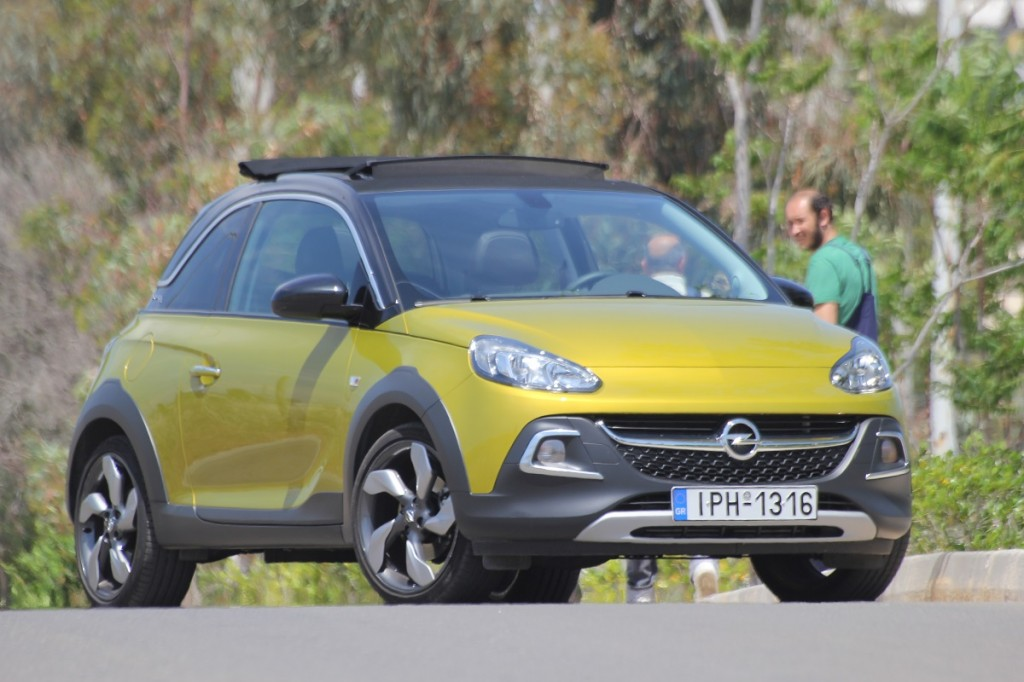 Opel Adam Rocks 3