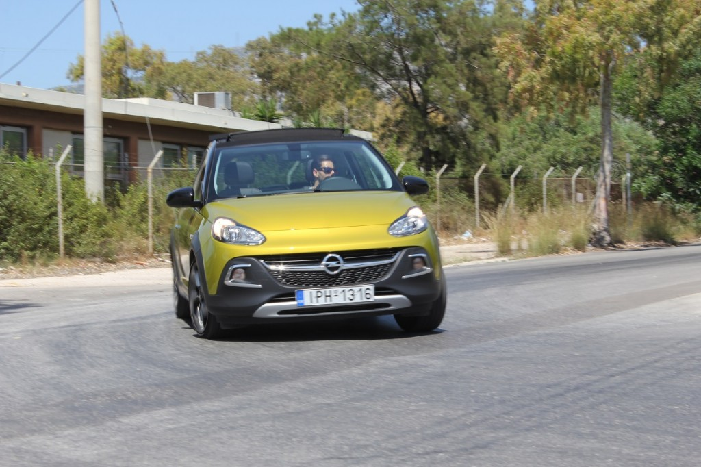 Opel Adam Rocks 5