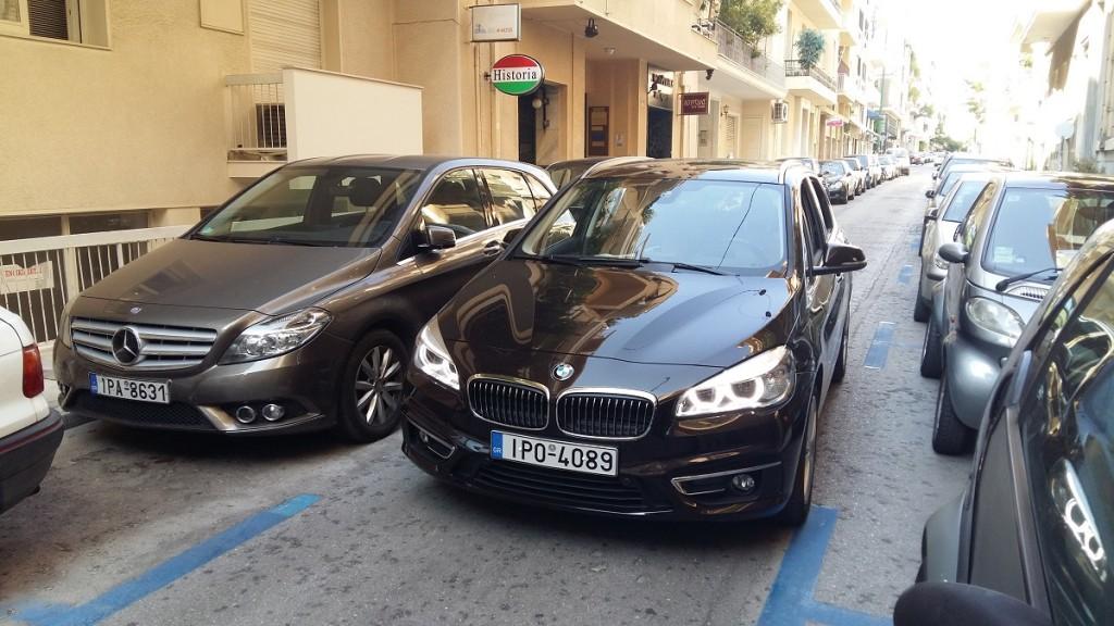BMW 218iAT 10