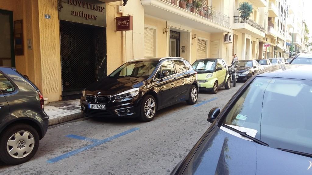 BMW 218iAT 12