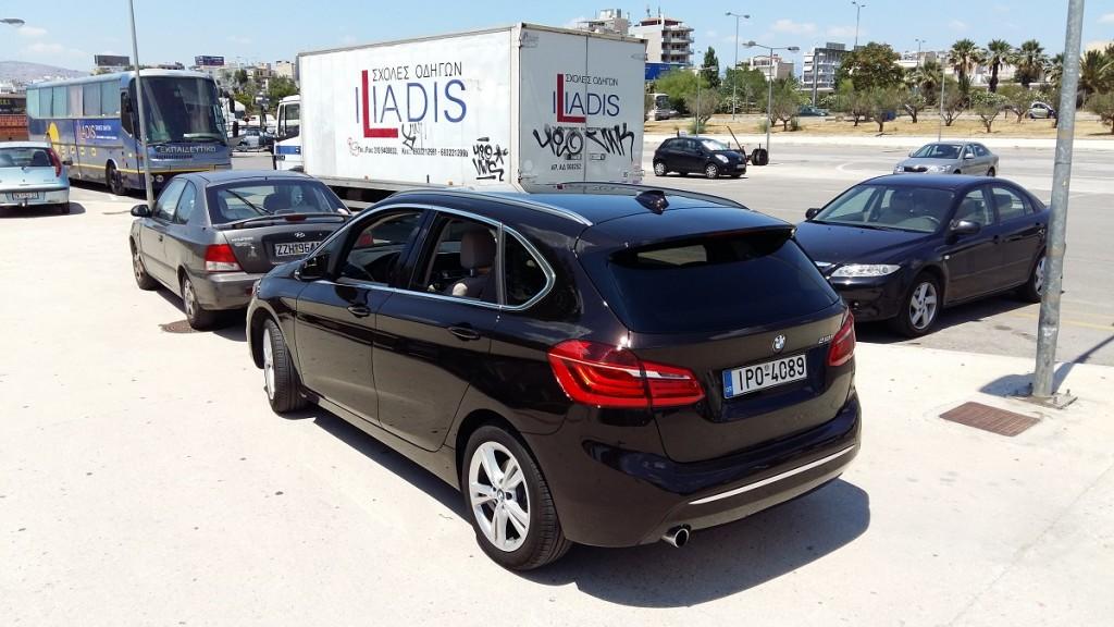 BMW 218iAT 2