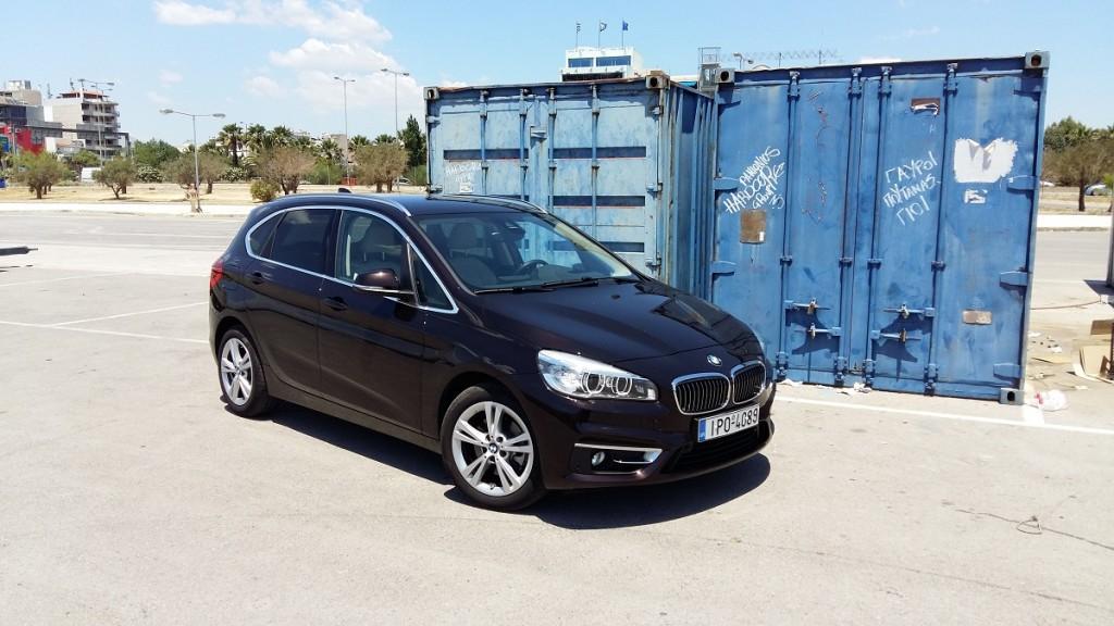 BMW 218iAT 3