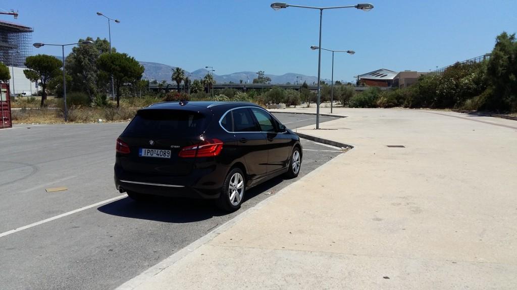 BMW 218iAT 7