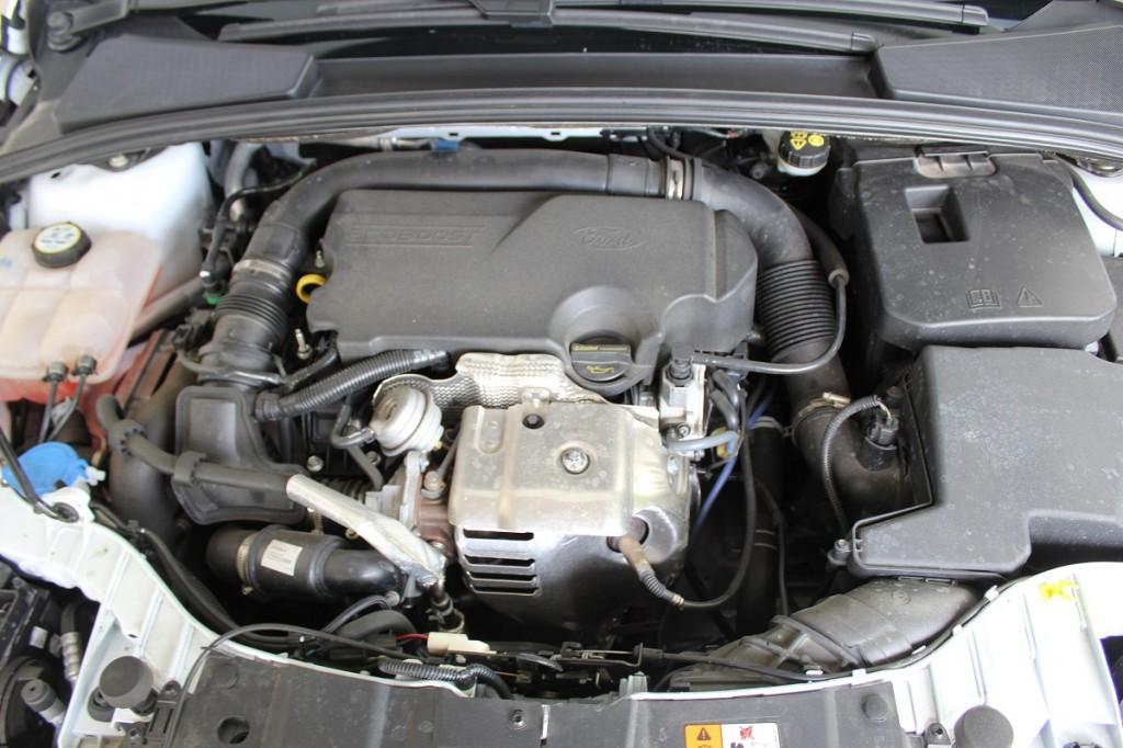 Ford Focus 10 8