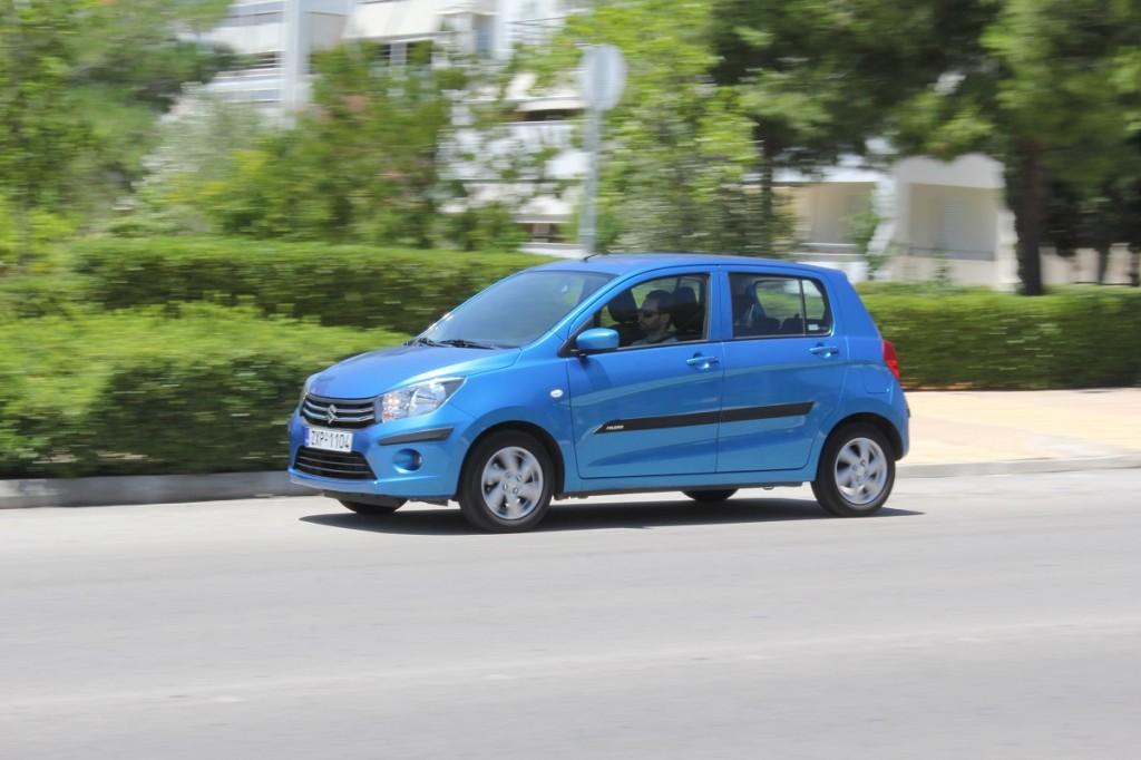 Suzuki Celerio 4