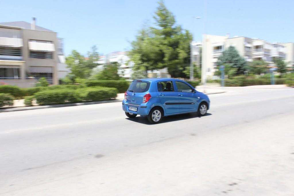 Suzuki Celerio 5