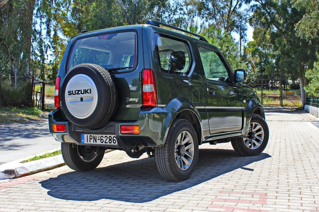 Suzuki Jimny 2015 4