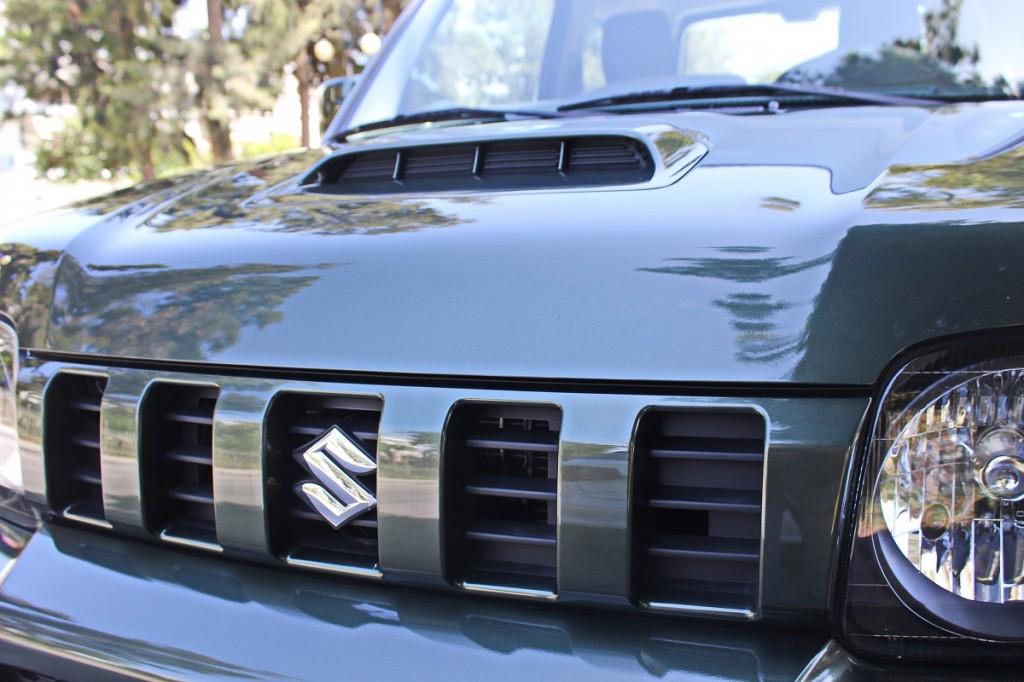 Suzuki Jimny 2015 6