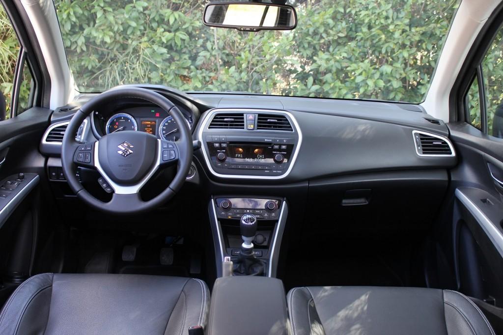 Suzuki SX4 Scross 16 6