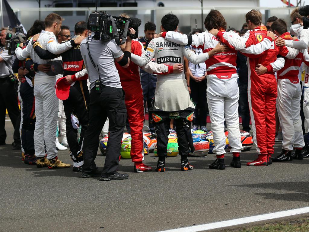 Hungarian Grand Prix Race